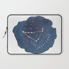 capricorn constellation zodiac Laptop Sleeve