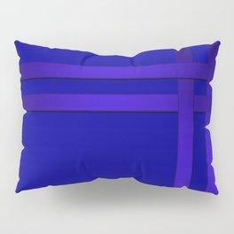 Cobalt blue Pillow Sham