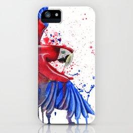 Par-riot iPhone Case