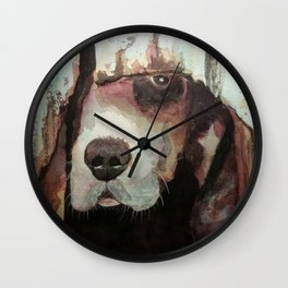Rufus Wall Clock