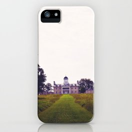 Hampton House iPhone Case