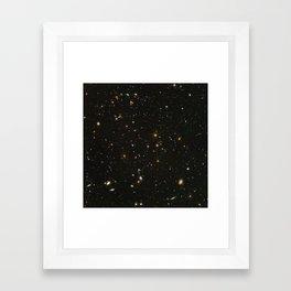 Ultra Deep Field Framed Art Print