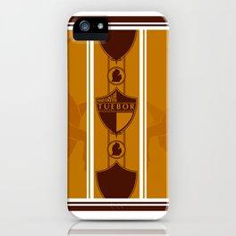 Tuebor iPhone Case