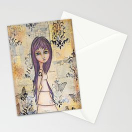 Stand Boldly Stationery Cards