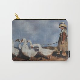To New Pastures Carry-All Pouch