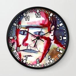 Sam Has No Mayonnaise Wall Clock