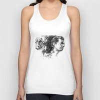 dave grohl Tank Tops featuring Dave  by nlmda