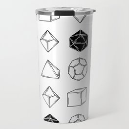 Dungeons and Dragons Dice Travel Mug