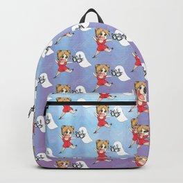 Pattycake Ghost Kawaii Backpack