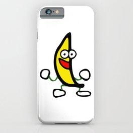 Dancing Banana iPhone Case