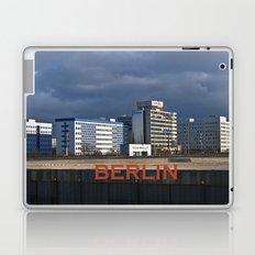 Autumnal afternoon lighting in Berlin Laptop & iPad Skin