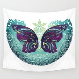 perfection in imperfection Wall Tapestry