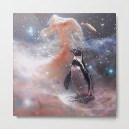 What is nebula hides Metal Print