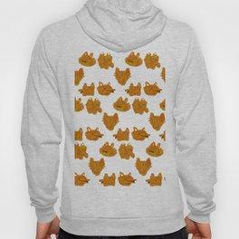 Fox Pattern Hoody
