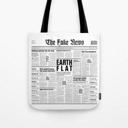 The Fake News Vol. 1, No. 1 Tote Bag
