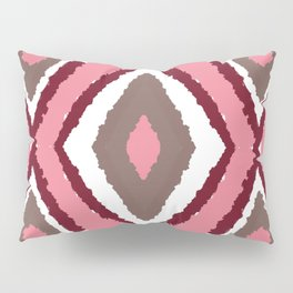 Liquorice - Diamonds Pillow Sham