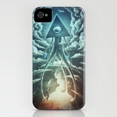 War Of The Worlds I. iPhone (4, 4s) Slim Case