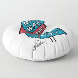 Ming Wah Floor Pillow