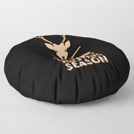Hunting Season Floor Pillow