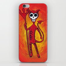 El Diablo iPhone & iPod Skin