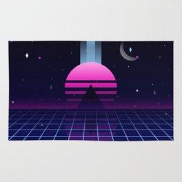 Neon Twilight Rug