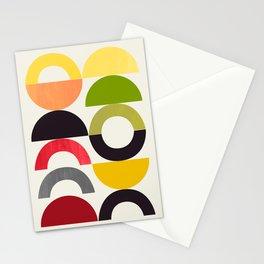 Playground II Lemon Lime Grapefruit Orange Stationery Cards