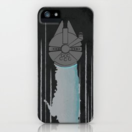 """Less Than Twelve Parsecs"" iPhone Case"