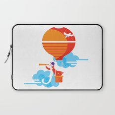 Scientist traveler Laptop Sleeve
