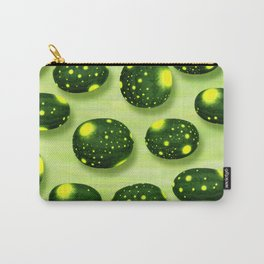 Home Grown Moon and Stars Watermelon Carry-All Pouch