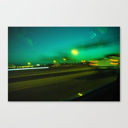 Roadtrip Canvas Print