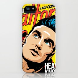 Heaven Knows iPhone Case