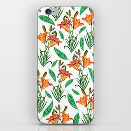 Floral Delight #society6 #decor #buyart iPhone Skin