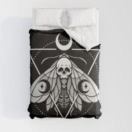 Mystic Moth Comforters