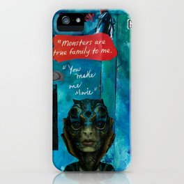 Guillermo del Toro iPhone Case