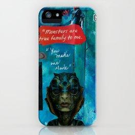 Guillermo del Toro iPhone Case