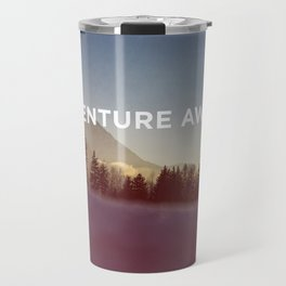 ADVENTURE AWAITS - MOUNTAINS Travel Mug