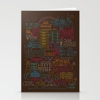 home sweet home Stationery Cards featuring Home Sweet Home by Rick Crane