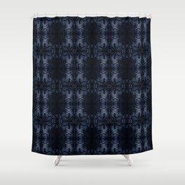 Death Driver Pattern (Medium) Shower Curtain