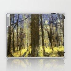 Peaceful Forest Van Gogh Laptop & iPad Skin