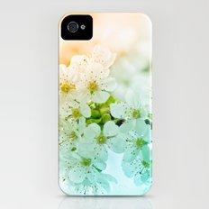 cherry blossom Slim Case iPhone (4, 4s)