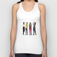 ombre Tank Tops featuring Ombre by 1hugaday