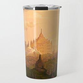 Bagan Myanmar Travel Mug