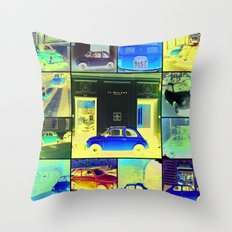 My 500's collection Throw Pillow