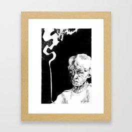 Sheila Watson (novelist) Framed Art Print