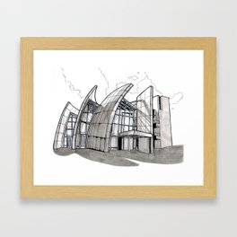 Jubilee Church Framed Art Print