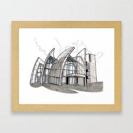 Jubilee Church Framed Art Print