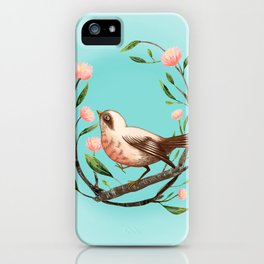 Spring Is Forever In My Heart iPhone Case