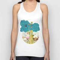 insect Tank Tops featuring Insect Sushi by nzall