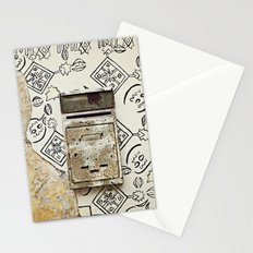 Mailbox and Mural Stationery Cards