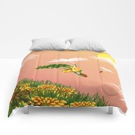 Dandelion Adventure Comforters